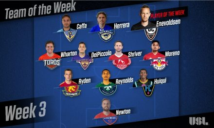 USL PLAYER OF THE WEEK: Orange County SC's Enevoldsen honored; NYRBII's Moreno on team of the week