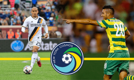 ADDING TWO MORE: Cosmos B sign Garcia, Espinal