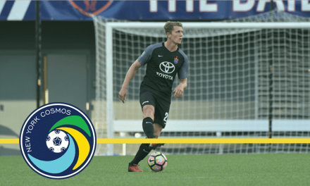 GUNNING FOR PERFECTION: Cosmos B can go 10-0-0 with a win over Kingston