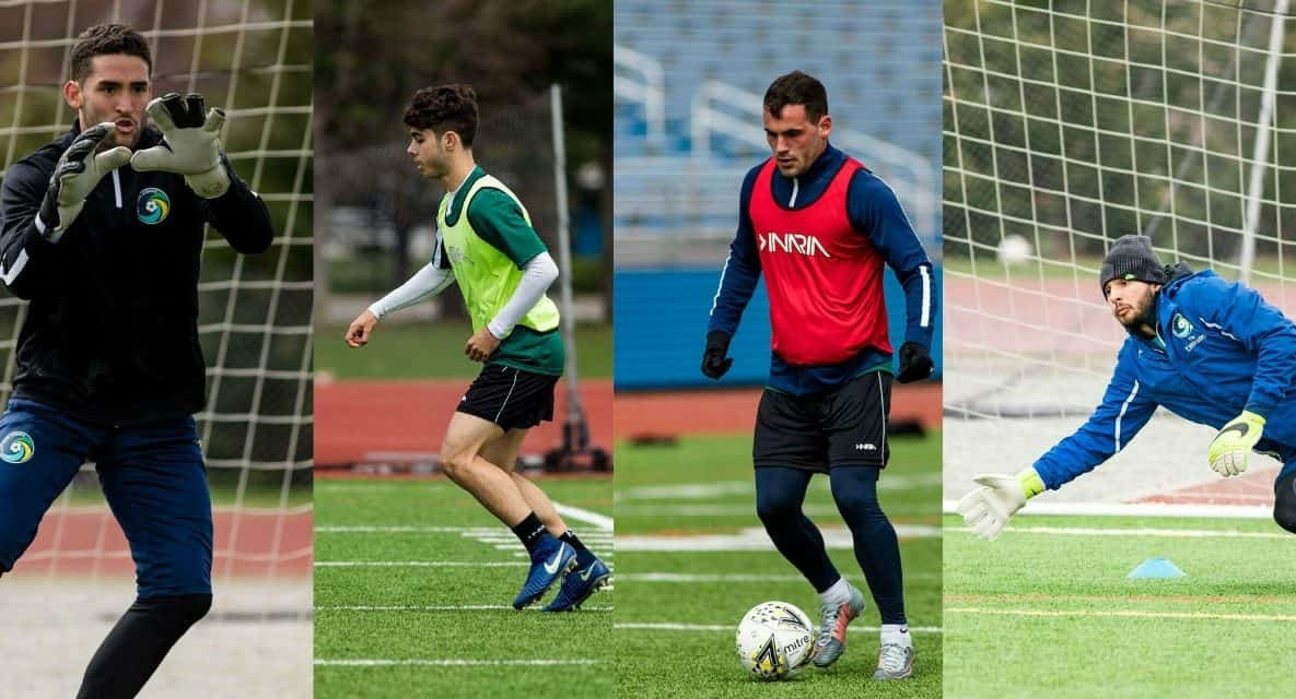 FOUR MORE: Barone, Guerrero, Tenjo return to Cosmos B, Stevens also signs