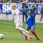 NO MEGAN: Rapinoe won't play vs. Sky Blue due to Achilles injury