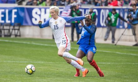 THE LONE AMERICAN: Rapinoe on Best FIFA Women's Player ballot; Kerr, Marta selected