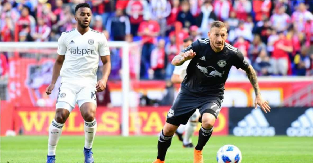 NEW CONTRACT: Royer gets a multi-year one with the Red Bulls