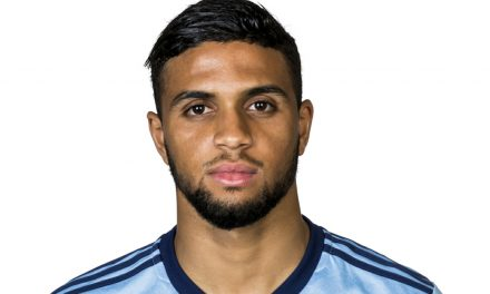 STILL HAMSTRUNG: Tajouri-Shradi lone NYCFC player to miss FC Dallas match