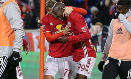 CONFIDENT THEY CAN GET THOSE GOATS: Red Bulls ready to push Chivas to secure CCL final spot