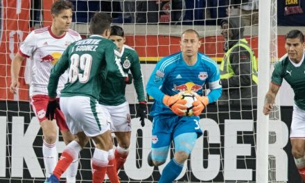 SAME OLD STORY: Red Bulls just can't get over the hump