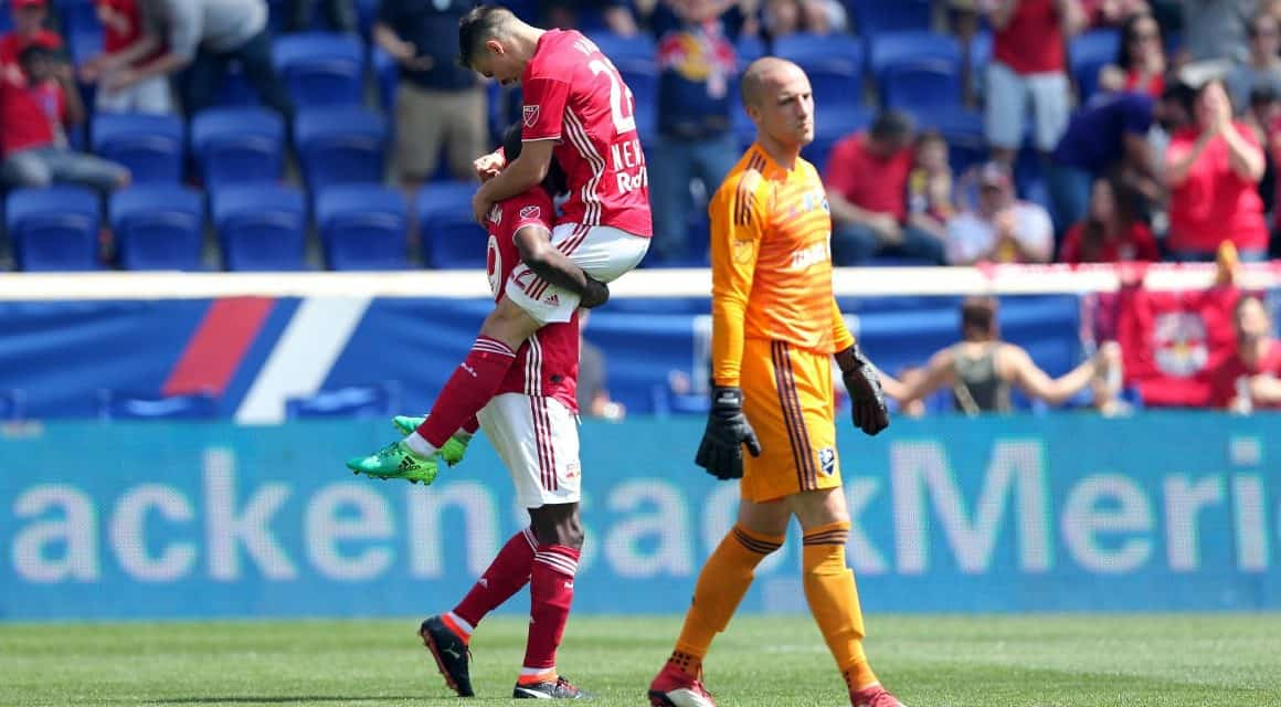 BOUNCING BACK: Red Bulls stifle the Impact after CCL disappointment