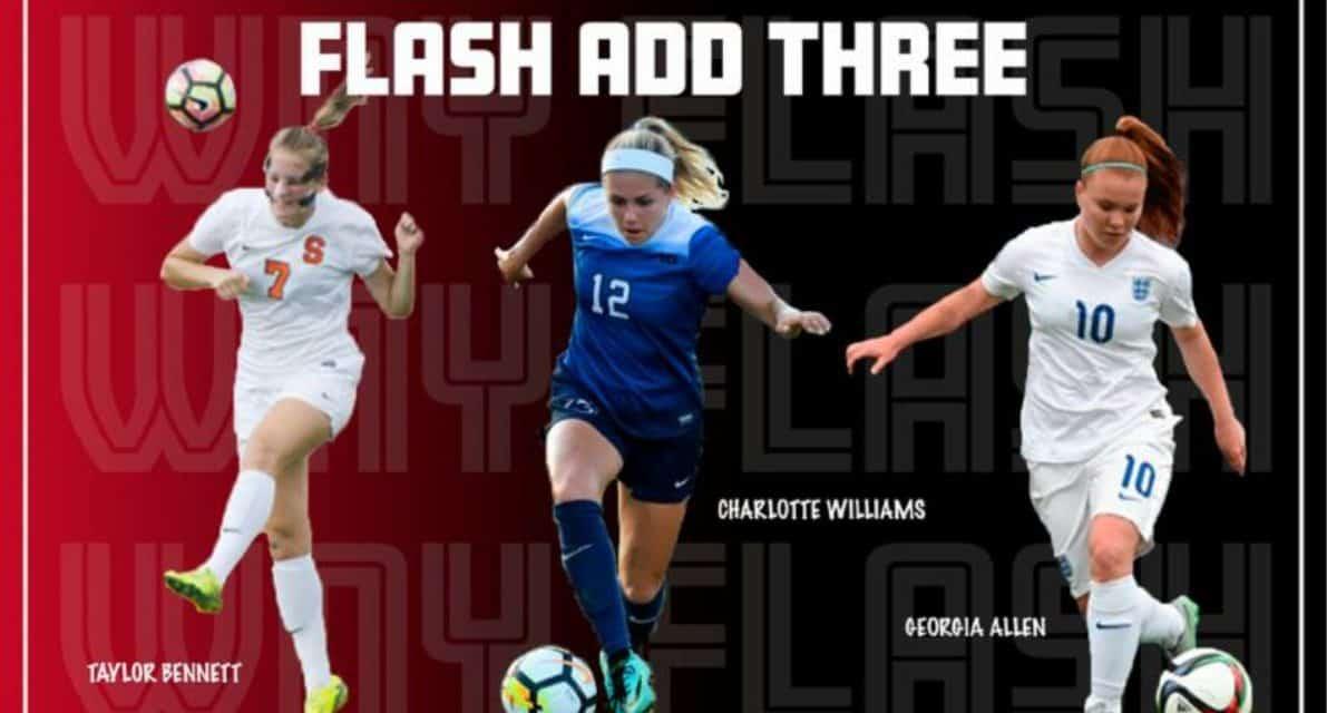STOCKING UP: Western NY Flash add 3 internationals for UWS season