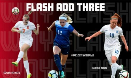 STOCKING UP: Western NY Flash add 3 internationals for UWS season