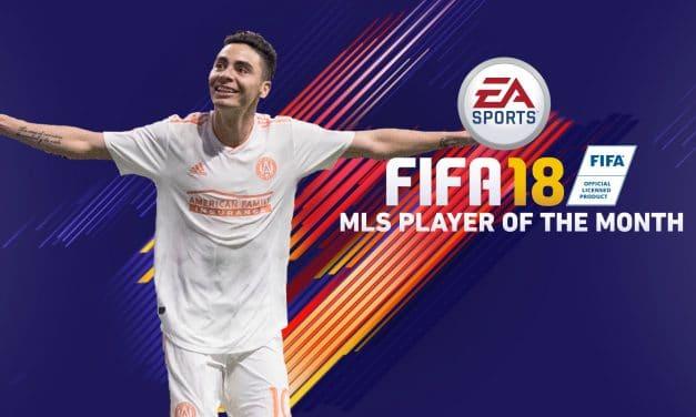 PLAYER OF THE MONTH: MLS fetes Atlanta's Almirón
