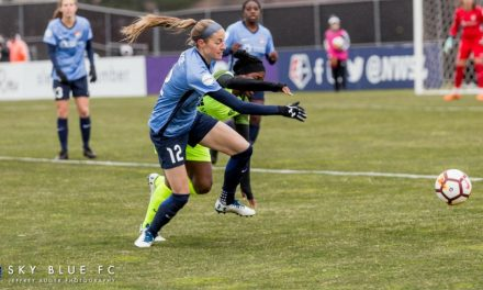 WILL THE EIGHTH TIME BE A CHARM?: Winless Sky Blue FC will try again for its 1st victory