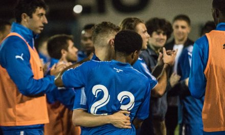 NO TIME TO BASK IN GLORY: 3 days after play-in win, Italians host Lansdowne Bhoys in Open Cup 1st round