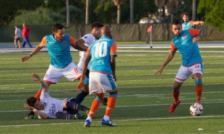 A MIAMI DERBY: Miami FC downs FC Miami City in Open Cup play-in