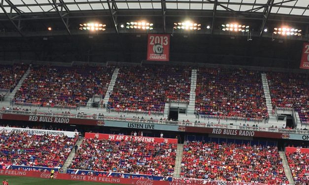 HOME AWAY FROM HOME: NYCFC to play Open Cup match at RBA