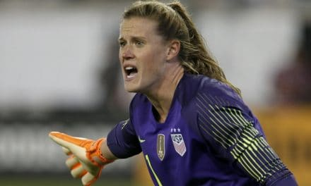 SHE'S A KEEPER: Chicago's Naeher voted NWSL player of the week