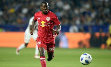 HE LOVES NEW YORK (CITY FC): BWP on the Hudson River Derby: 'It's been good to me'