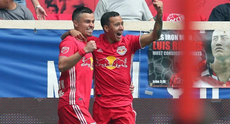 DEMOLITION DERBY: Big first half boosts Red Bulls over NYCFC, 4-0