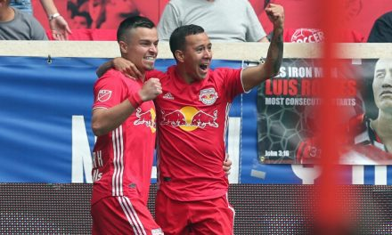 DEMOLITION DERBY: Big first half boosts Red Bulls over NYCFC, 4-0