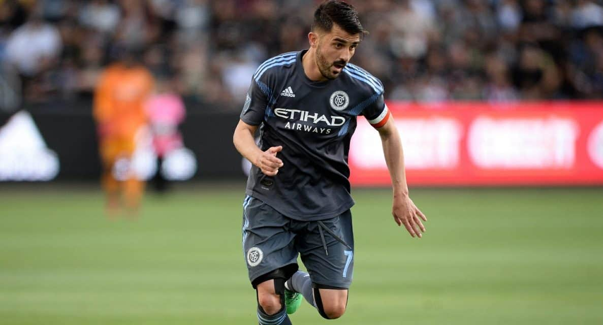 VILLA'S TAKE: 'The team reacted well after a difficult week'