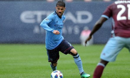 NO VILLA: NYCFC captain not named to Spain's WC squad