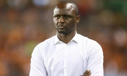 HERE WE GO AGAIN: L'Equipe reports Vieira deal to Nice is '90 percent done'