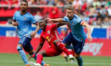 NO EXCUSES: Ring: NYCFC did not bring its heart into the game and deserved to lose