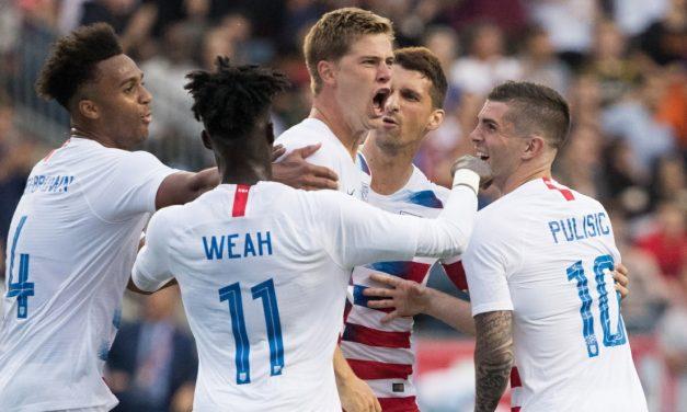 FIVE TAKEAWAYS: From U.S. men's win over Bolivia