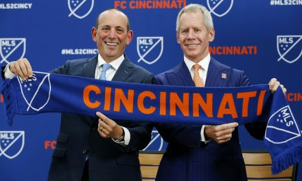 WELCOME TO THE CLUB, CLUB: FC Cincinnati becomes latest MLS expansion team