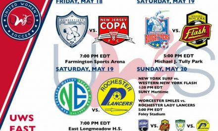 UWS EAST PREVIEW: Fusion, NJ Copa FC, Rough Riders, New York Surf