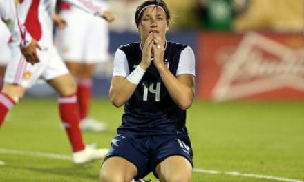 FINDING MORE FAME: Wambach to be inducted into NY high school Hall