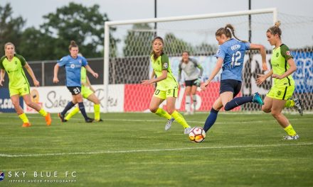 STILL WINLESS: Sky Blue falls to 0-7-1 after home loss to Seattle