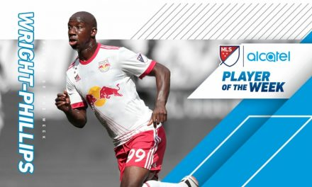 MLS PLAYER OF THE WEEK: Red Bulls' BWP is head of the class