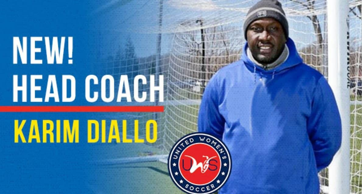 MEET THE NEW BOSS: Rough Riders women name Diallo as associate head coach