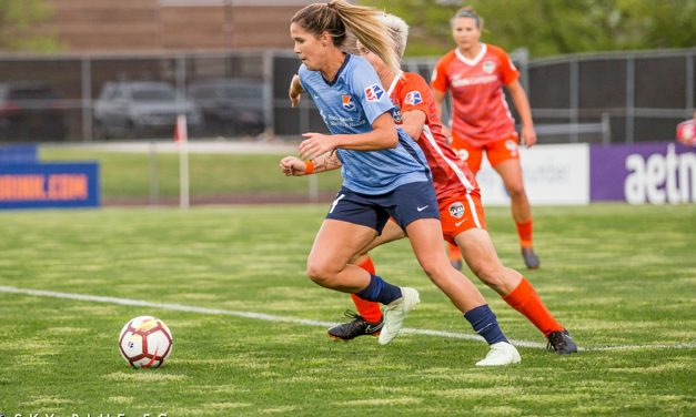 NOT ENOUGH: Sky Blue FC falls short again despite Johnson's brace