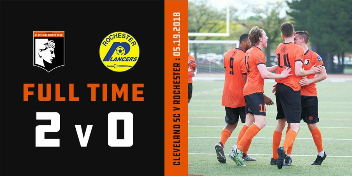 OFF ON THE WRONG FOOT: Lancers drop season opener in Cleveland