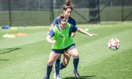 A MATCH-UP OF OPPOSITES: Winless Sky Blue FC hosts unbeaten Courage