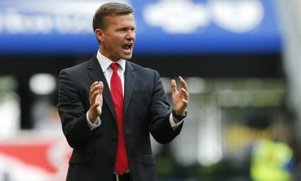 LEIPZIG BOUND?: Report: Marsch a candidate for RB Leipzig coaching job