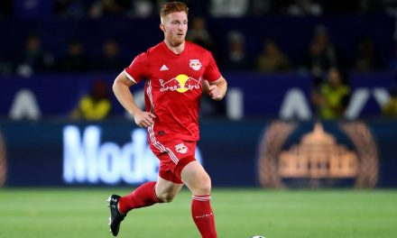 HOPING FOR A ROCKY MOUNTAIN HIGH: Red Bulls want to avoid a letdown after big derby win