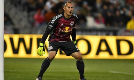 PREGAME CEREMONY: Red Bulls will honor Robles and his streak