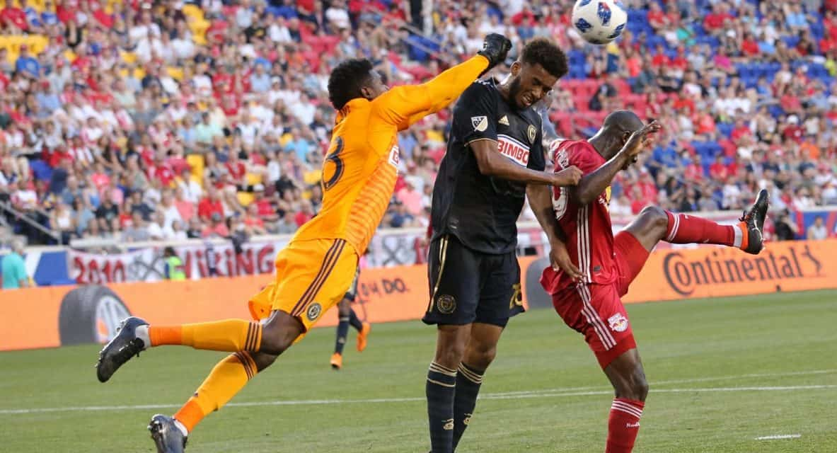 FIVE TAKEAWAYS: From Red Bulls' scoreless draw with Philly