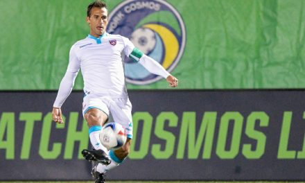 READY FOR REVENGE: Cosmos B kick off big week at home vs. Italians