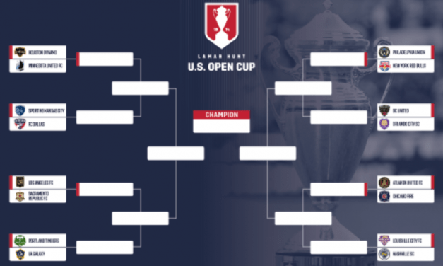 THE PATH IS SET: The Round of 16 in the U.S. Open Cup and beyond