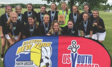 ENY STATE OPEN CUP GIRLS U-17: Brentwood Blaze 4, Lynbrook/East Rockaway Screaming Eagles 2