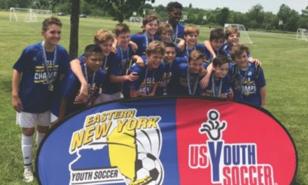 ENY STATE OPEN CUP BOYS U-13: FC Select Green 2, Stony Brook Red Star 1