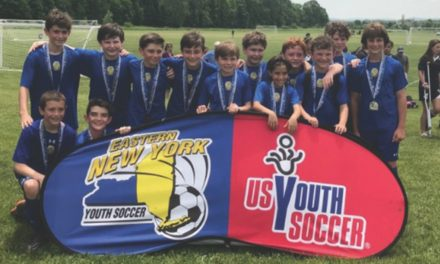 ENY STATE OPEN CUP BOYS U-12: Garden City Warriors 5, Manhattan Kickers 0