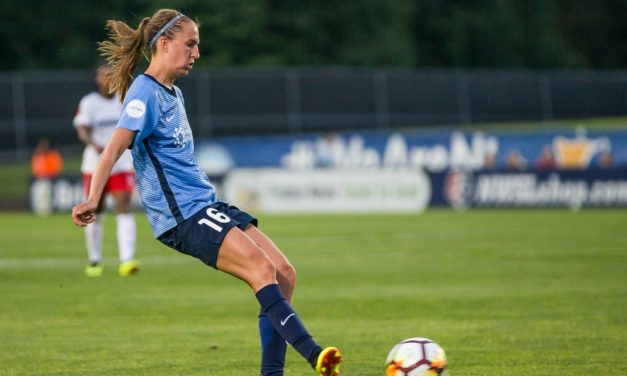 OWNING THE LOSS: Winless Sky Blue fall to Orlando on an own goal
