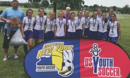 ENY OPEN CUP GIRLS U-14: Lake Grove/Newfield United 2, Alleycats 2004 0