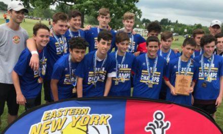 ENY STATE OPEN CUP BOYS U-14: Lindenhurst Bulldogs 4, NY Surf Long Island 0
