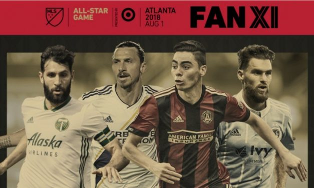UNITED, THEY STAND TOGETHER: 6 Atlanta United players voted to MLS All-Star Fan XI