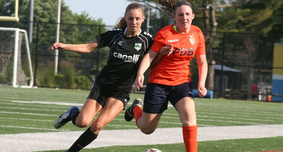 SOME SUMMER SOCCER: PDB Soccer Academy gives local women an opportunity to train, play and prepare for college preseason